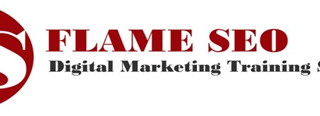 Flame seo consultants logo