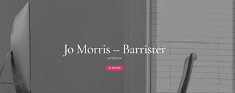 Jo Morris - Barrister